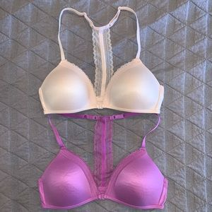 Bundle of 2 bras!